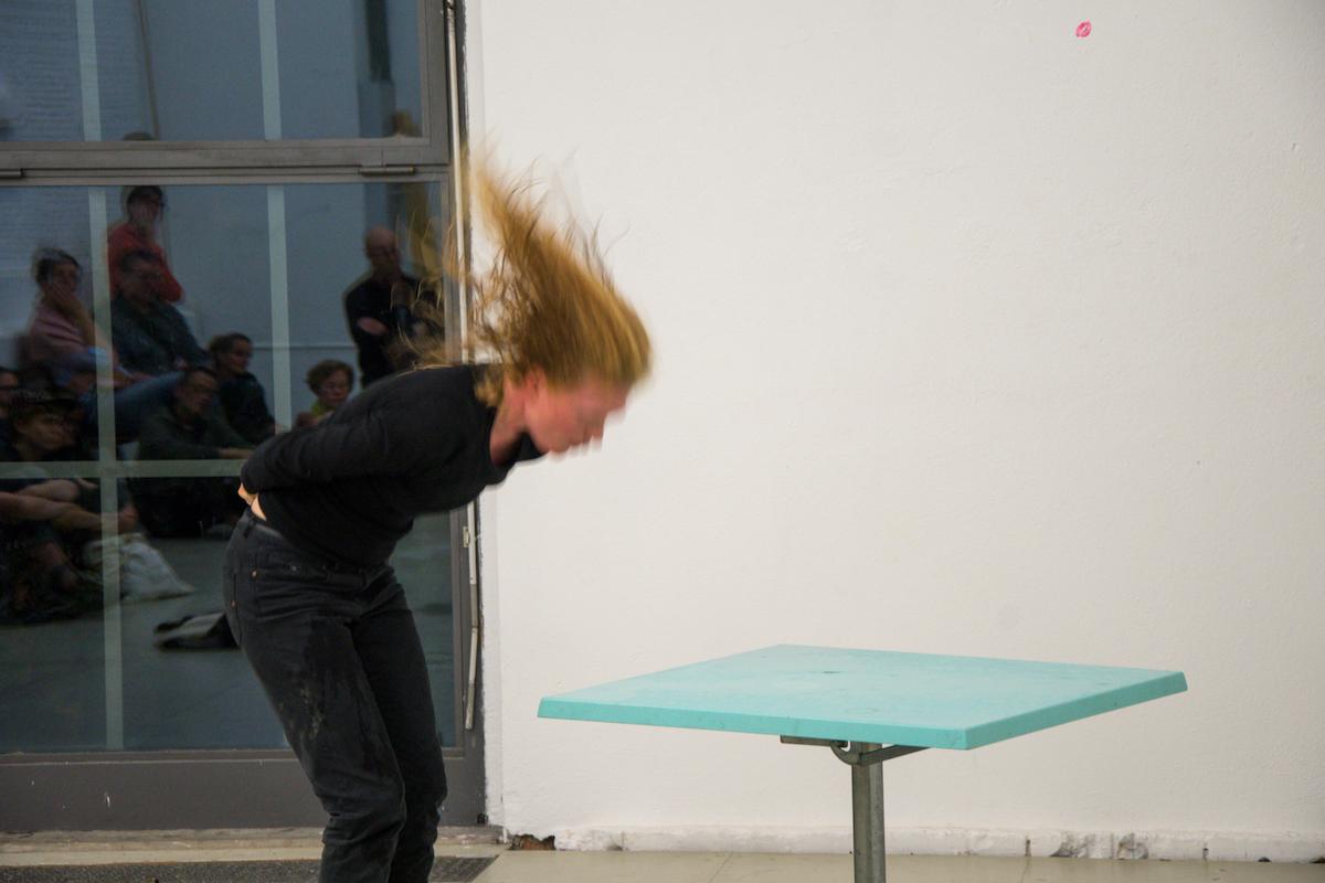 Kunst der Begegnung, Kasko, Basel (CH), 2018. Foto: Markus Goessi