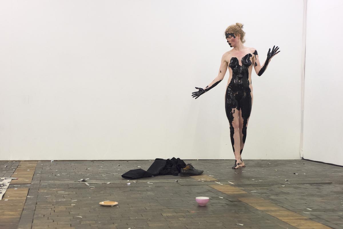 Performance Preis Schweiz 2014, Genf (CH), 2014. Foto: Eliane Rutishauser
