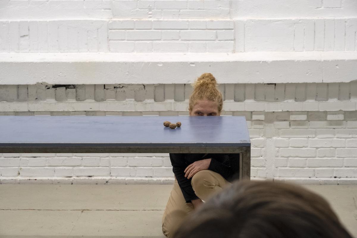 20th OPEN Int. Performance Art Festival, Kasko, Basel (CH), 2019. Foto: Nicole Boillat