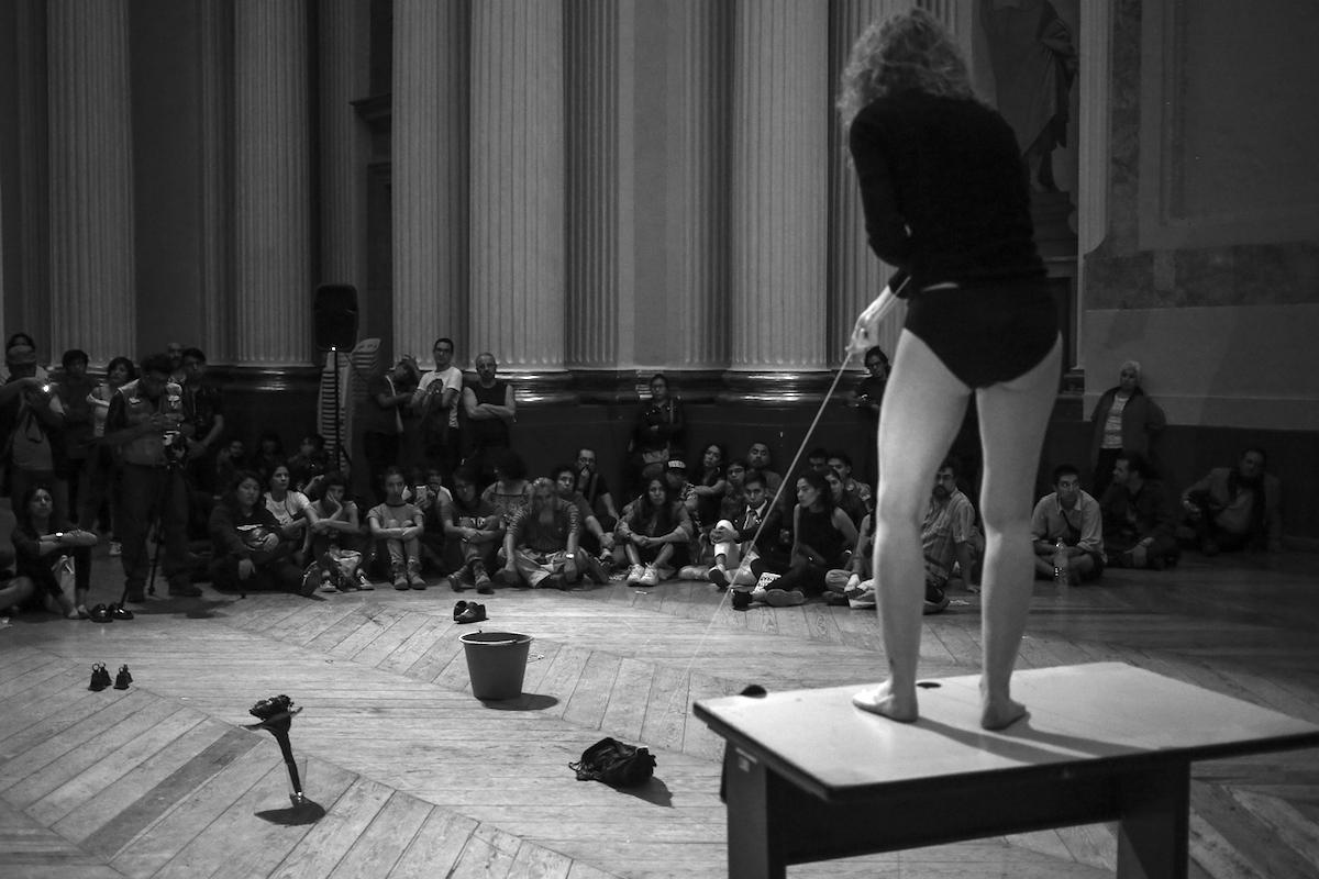 EXTRA CH! Ex Teresa Arte Actual, Mexico City (MX), 2019. Foto: Antonio Velázquez